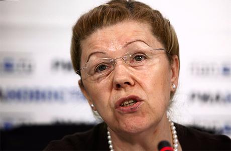 Мизулина выступила против закона о запрете семейного насилия