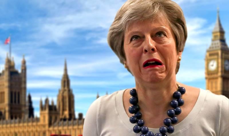 Мэй вычеркнула Британию из списка мировых держав