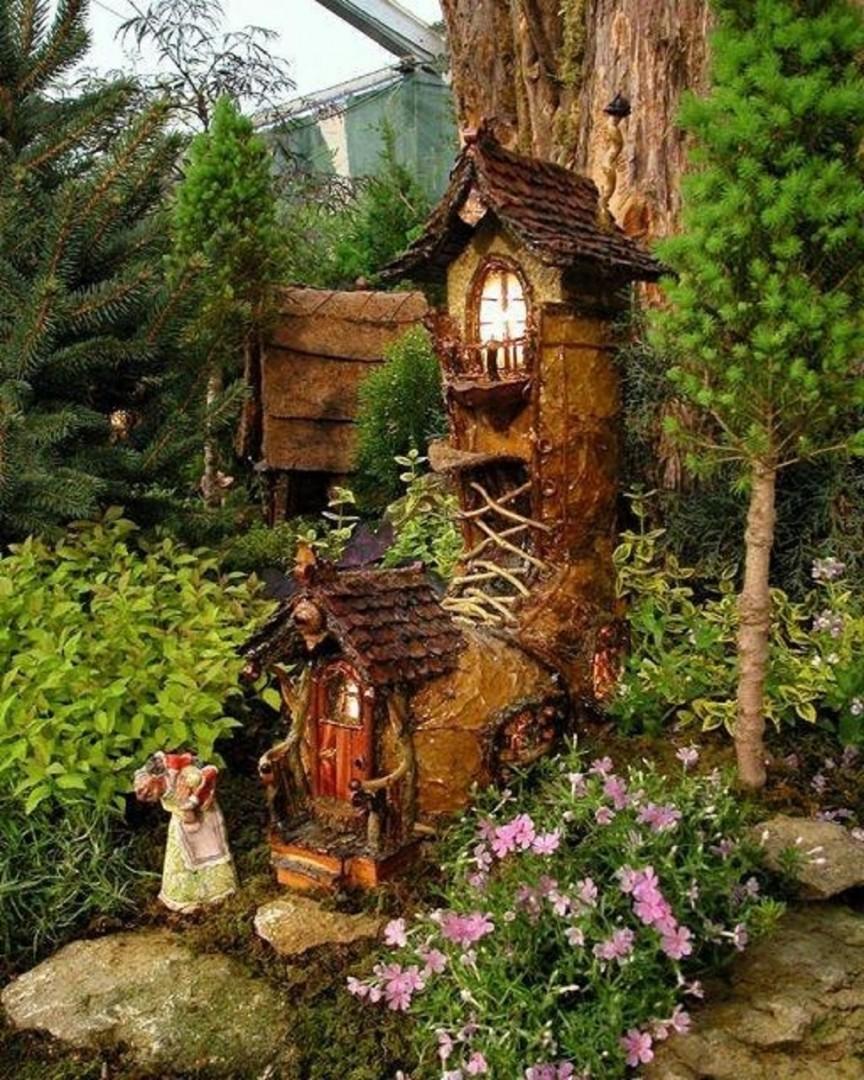 Лесной сад своими руками