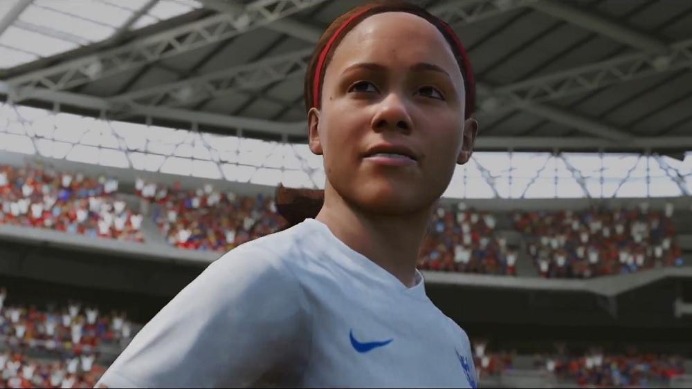 Геймеров насмешила новость о появлении женских сборных в FIFA 16