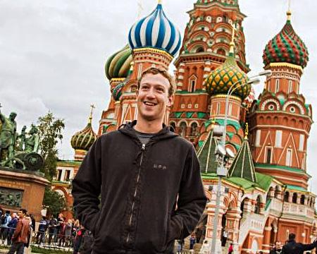 """""""Фейсбук"""" вводит личные санкции для России и уходит."""