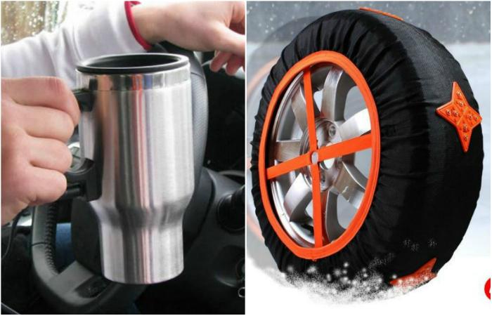 Автомобильные аксессуары, которые стоит приобрести до первых морозов.