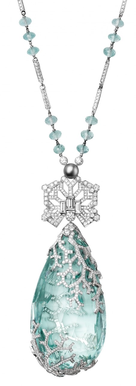 Cartier Biennale Necklace Platinum,