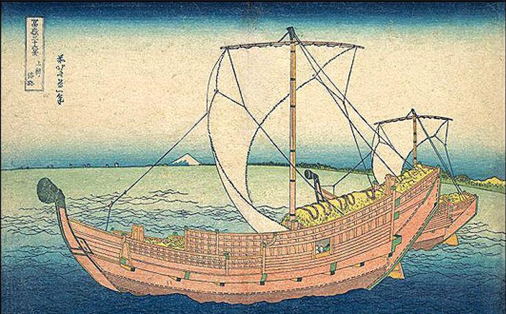 Сны о России… Рисунки из книги японца Дайкокуя Кодаю (ХVIII век)