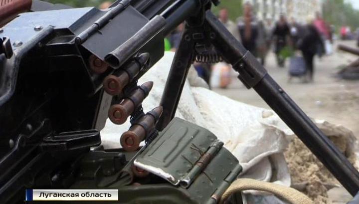 Июль в ЛНР объявлен месяцем добровольной сдачи оружия