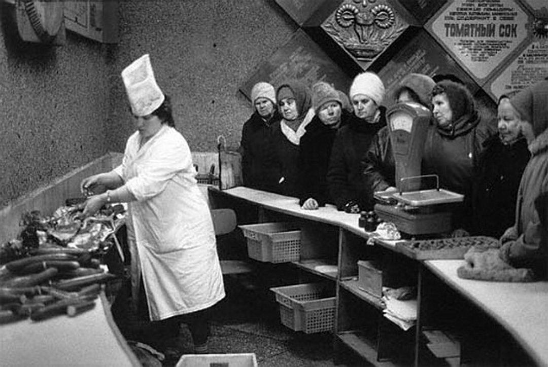 Мясной вопрос советской власти, или Фокус с разоблачением