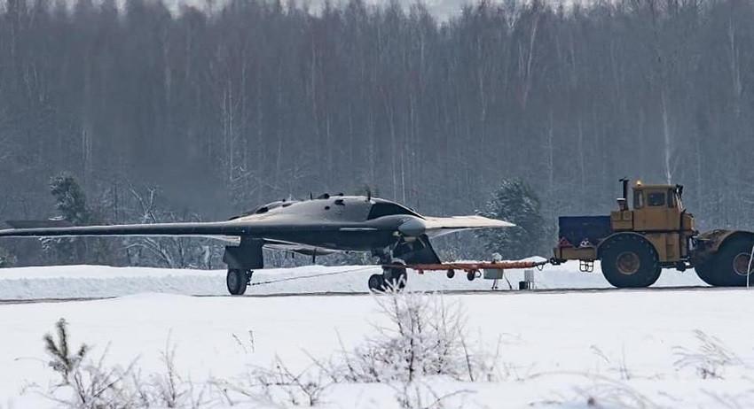 Российский беспилотник скрытой атаки озадачил США