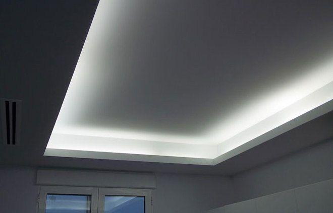варианты дизайна потолка