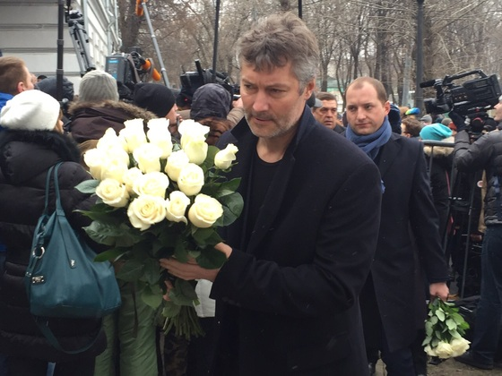 Общественный деятель Евгений Ройзман