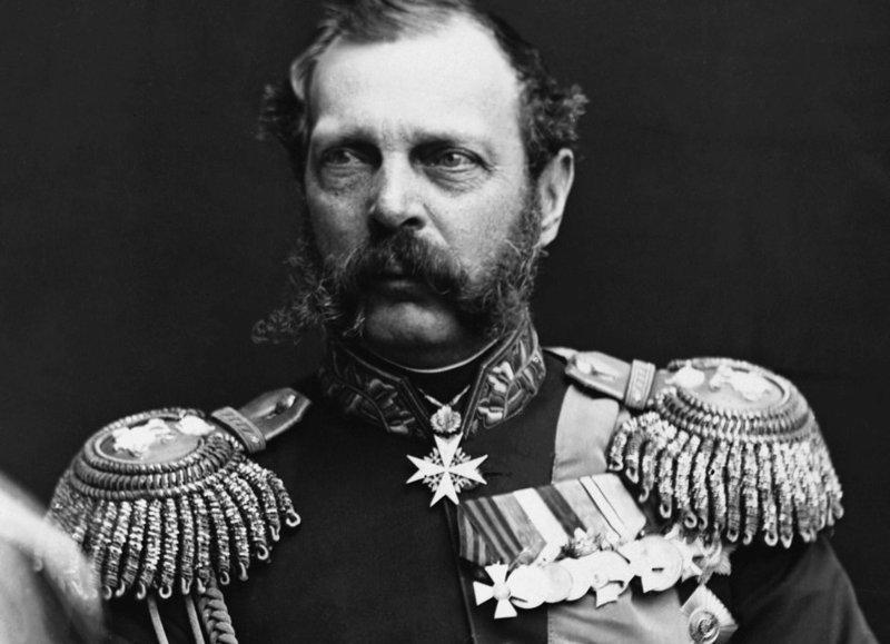 "Александр II : ""Один виноват…"