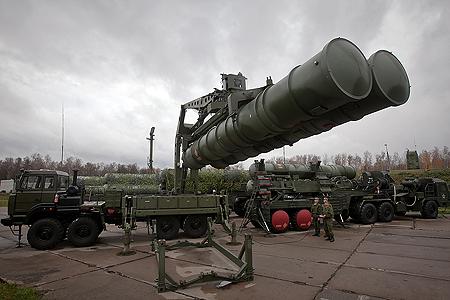 Cвирепый С-400 «Триумф» - гроза европейской ПРО