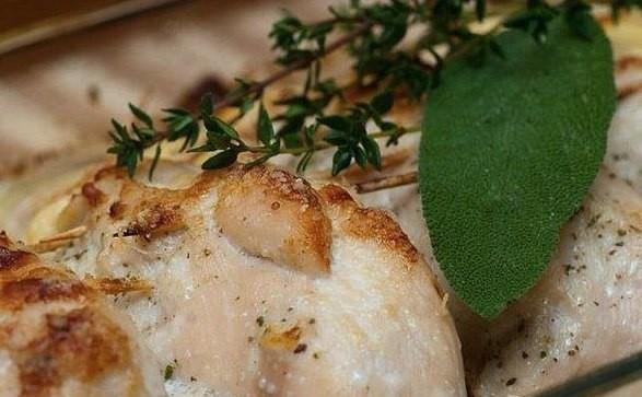 Нежнейшая фаршированная куриная грудка за 40 минут и без заморочек вкуснятина, еда, кулинария, курица, рецепты
