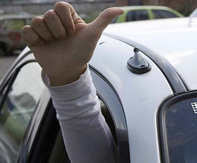Сигналы и жесты, используемые водителями на дороге!