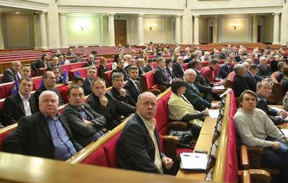 В Верховной Раде готовятся объявить о создании коалиции
