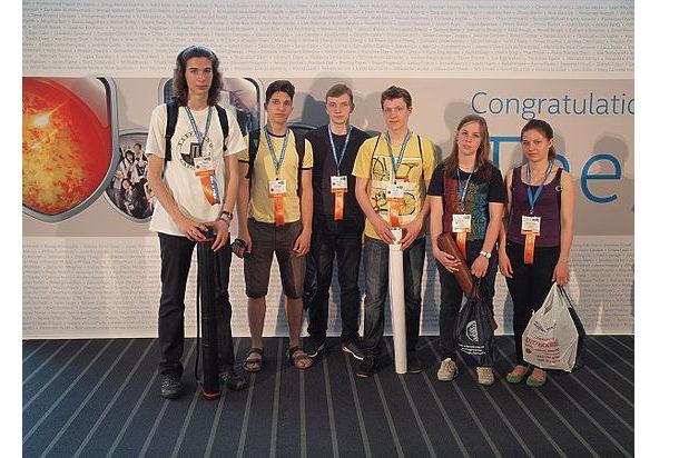 Школьнику из Петербурга вручили в Питтсбурге малую нобелевскую премию