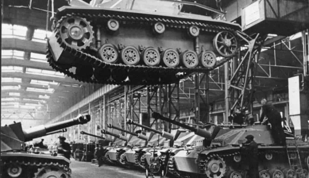 Чешский арсенал Гитлера война, история, факты