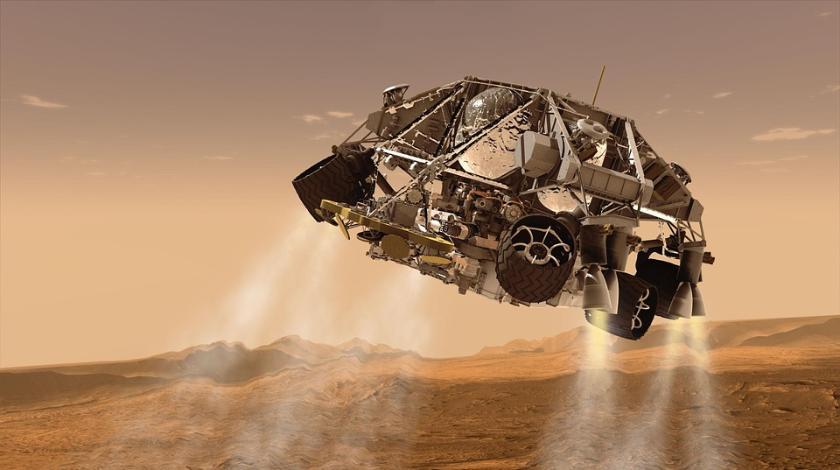 Экспедицию на Марс погубит радиация