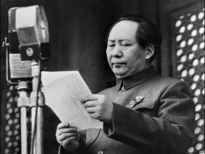 Портрет Мао Цзэдуна