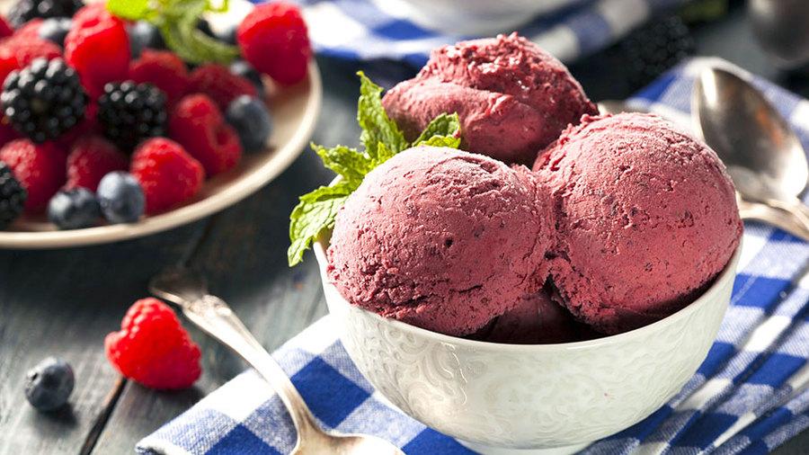 Лучше мороженого