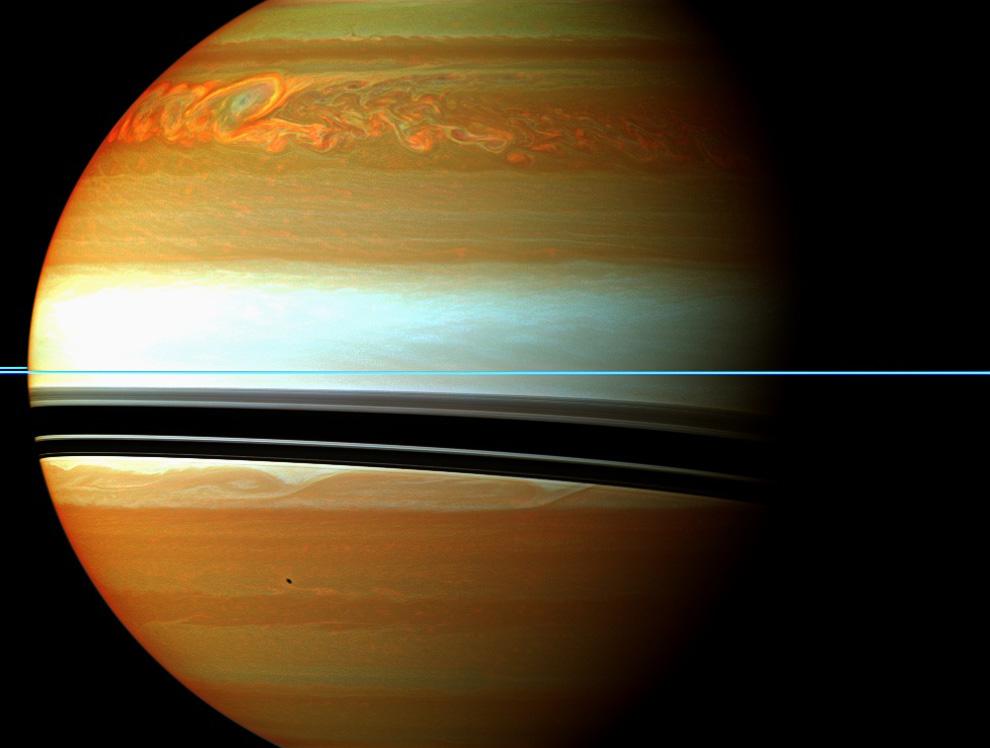 519 Система Сатурна