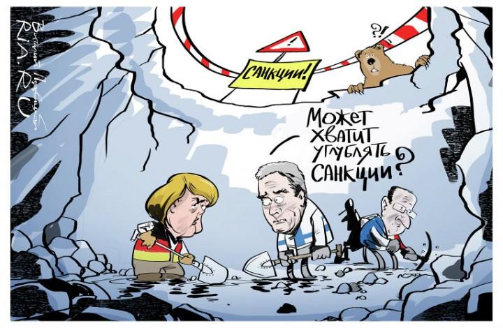 Финляндия вкусила российский кризис