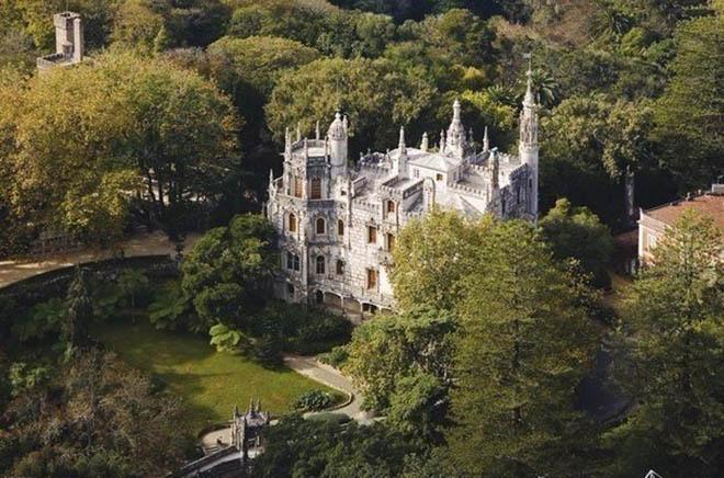 Кинта да Регалейра – португальское чудо