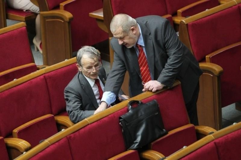 Джемилев устроил засуху в Крыму