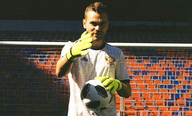 Игорь Акинфеев объявил о завершении карьеры в составе национальной сборной по футболу