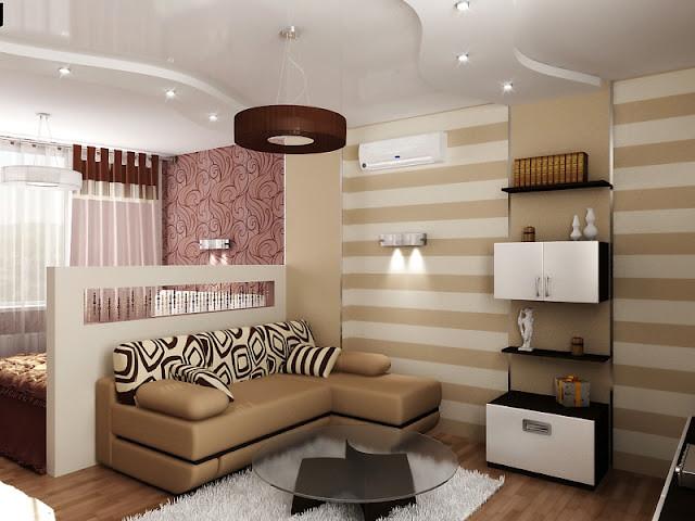 20 потрясающих идей использования пространства в маленькой квартире дизайн, идея, квартира