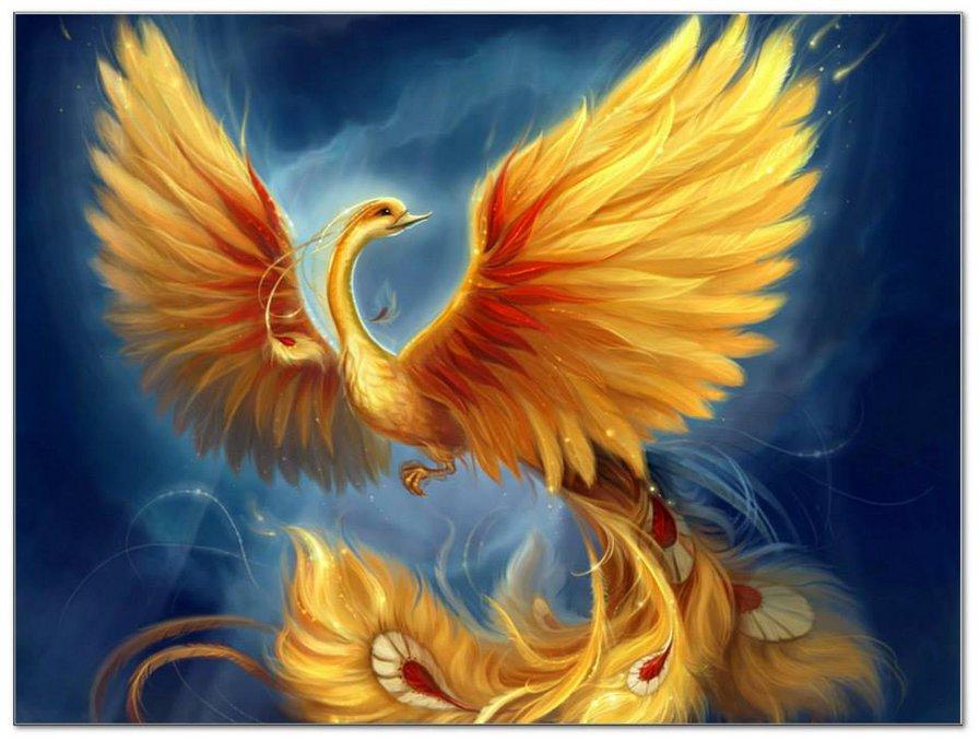 Огненные и иные миры, и их обитатели (Сказы птицы Гаруды)