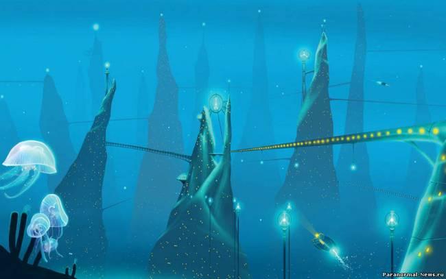 Подводная цивилизация: объективная реальность?