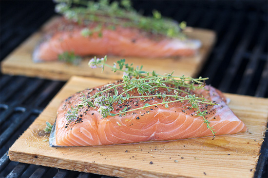 5 способов приготовить рыбу на гриле