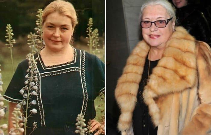Сегодня исполняется 80 лет Лидии Федосеевой-Шукшиной
