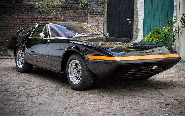 Единственный в мире Ferrari в кузове универсал выставлен на продажу…
