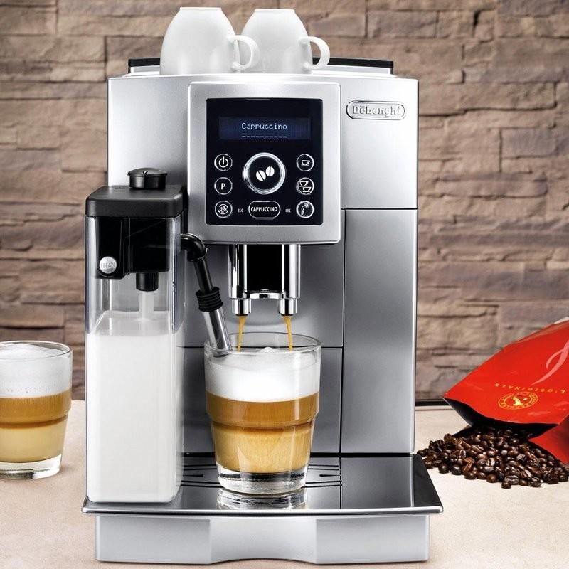 Все о кофе. Кофемашина для дома: за и против