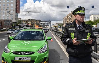 """Как работает """"Дорожный патруль"""" в Москве"""