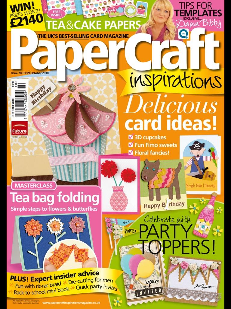 PaperCraft Inspirations 10 (78) 2010