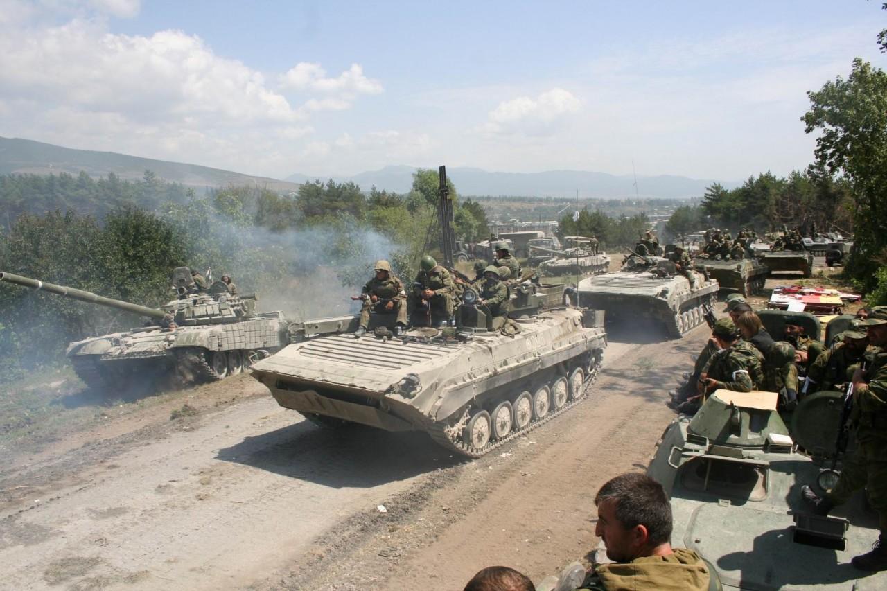 ВОЙНЫ: Война в Южной Осетии