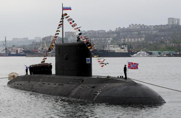 СМИ: российские и китайские подлодки неуловимы для США