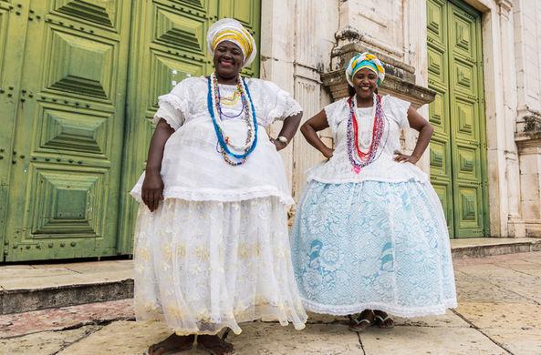 Туристы рассказали, в каких странах ценится женская полнота