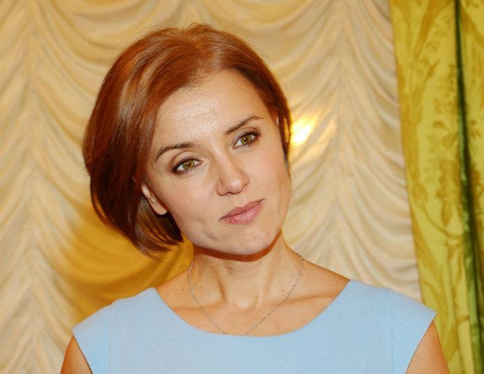 Ксения Алферова почтила памя…