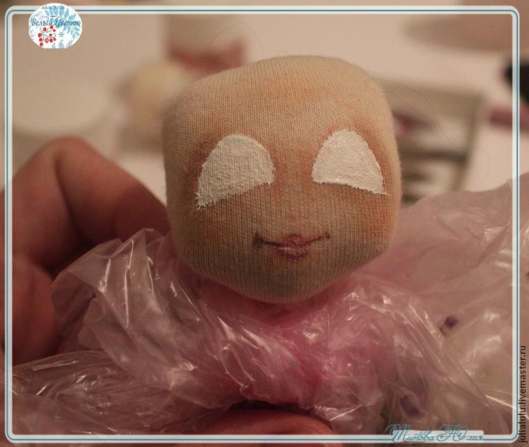 мастер-класс куклы