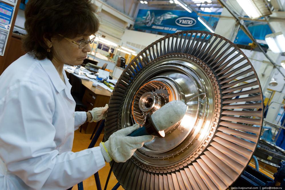 Репортаж с завода, где  идет разработка перспективного двигателя для истребителя пятого поколения ПАК ФА  Т-50