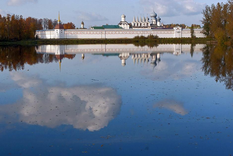 Тихвин интересные места, россия, север, факты