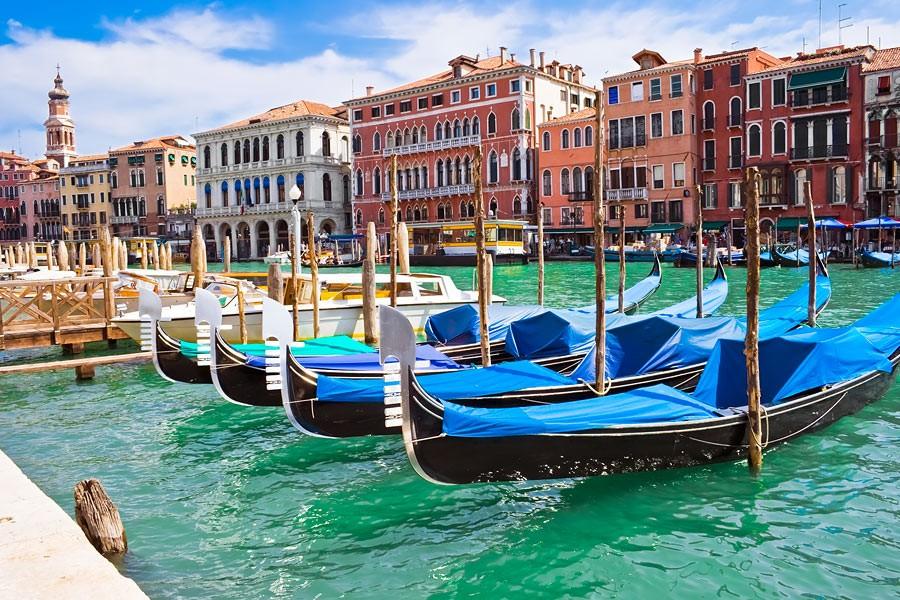 boats01 Мировые лодки: от гондолы до джонки