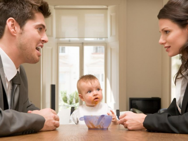Немного об оспаривании отцовства
