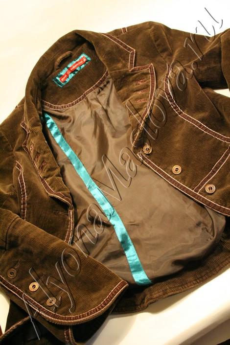 Реставрация подкладки у пиджака