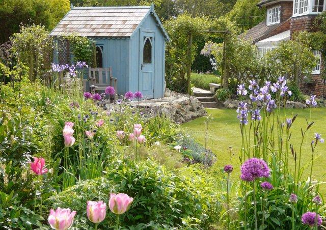 Сад в скандинавском стиле – 11 советов по созданию шведской сказки