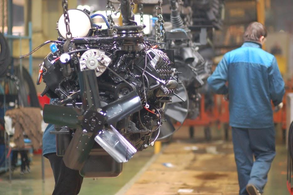 DSC 8581 КамАЗ выпустил 2 000 000 й грузовик
