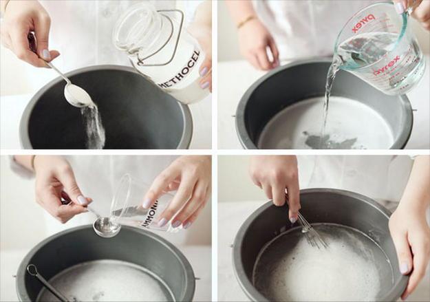 Как сделать на ногти омбре